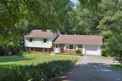 Amherst Single Family Home For Sale: 166 Hillcrest Drive