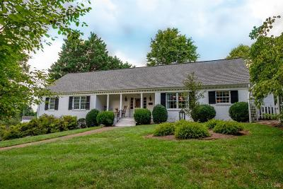 Lynchburg Single Family Home For Sale: 99 Colonial Court