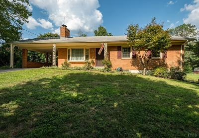 Madison Heights Single Family Home For Sale: 310 Mountainview Dr