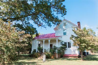 Monroe Single Family Home For Sale: 295 Burford Farm Road
