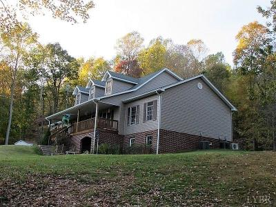 Monroe Single Family Home For Sale: 2175 Wagon Trail Road