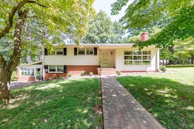 Lynchburg Single Family Home For Sale: 2128 Royal Oak Circle