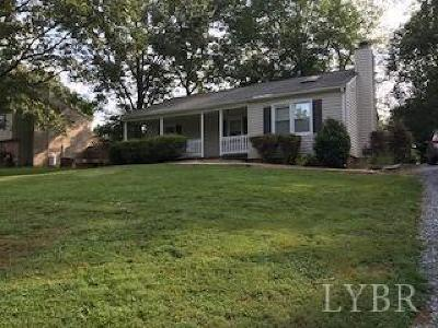 Forest Single Family Home For Sale: 737 Willow Oak Terrace