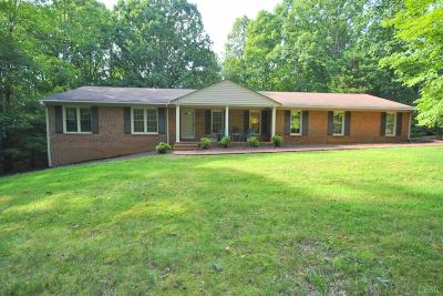 Forest Single Family Home For Sale: 302 Merrywood Drive
