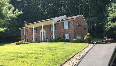Lynchburg Single Family Home For Sale: 283 Stevens Road