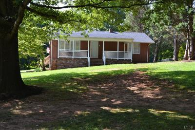 Madison Heights Single Family Home For Sale: 166 Johns Creek Road