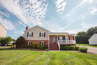 Forest Single Family Home For Sale: 96 Carters Crossing Lane