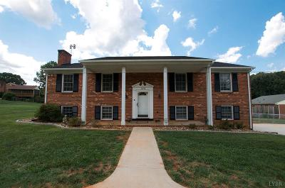 Lynchburg Single Family Home For Sale: 375 Westridge Circle