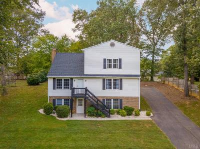 Lynchburg Single Family Home For Sale: 355 Bedford Springs Road