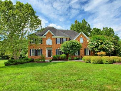 Lynchburg Single Family Home For Sale: 118 Beacon Hill Place
