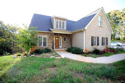 Lynchburg Single Family Home For Sale: 104 Mill Lane Rd.