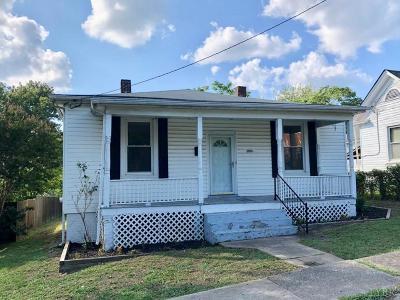 Lynchburg Single Family Home For Sale: 2225 Sabine Avenue