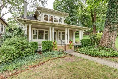 Lynchburg Single Family Home For Sale: 156 Norfolk Avenue