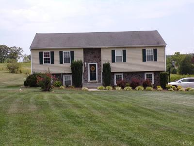 Lynchburg Single Family Home For Sale: 629 Spicer Road