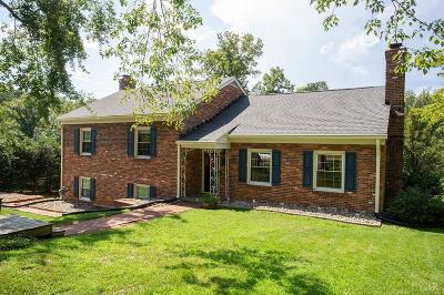 Lynchburg Single Family Home For Sale: 1527 Club Drive