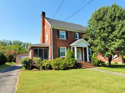 Lynchburg Single Family Home For Sale: 1003 New Hampshire Avenue