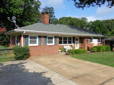 Lynchburg Single Family Home For Sale: 609 Hayes Drive