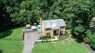 Forest Single Family Home For Sale: 333 Kirkley Circle