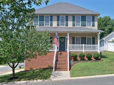 Lynchburg Single Family Home For Sale: 100 Wyndsong Place