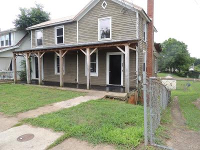 Lynchburg Single Family Home For Sale: 1505 Bedford Avenue