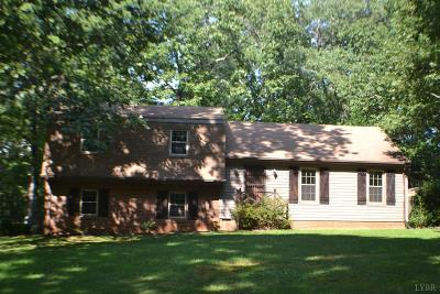 Forest Single Family Home For Sale: 1008 Tiffany Drive