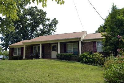 Lynchburg Single Family Home For Sale: 104 Buxton Drive