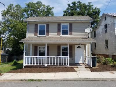 Lynchburg VA Single Family Home For Sale: $79,900