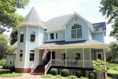 Forest Single Family Home For Sale: 104 Cygnet Cir