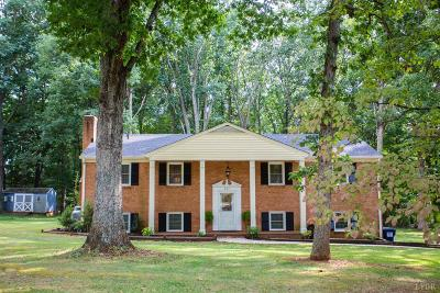 Forest Single Family Home For Sale: 407 Ramblewood Drive