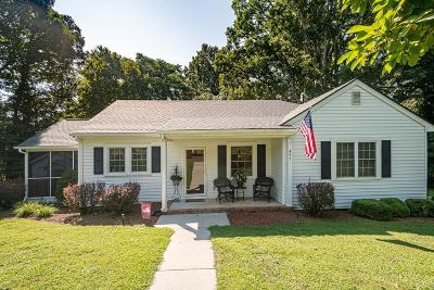 Madison Heights Single Family Home For Sale: 497 Winesap Rd