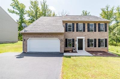 Forest Single Family Home For Sale: 1254 Forest Edge Dr