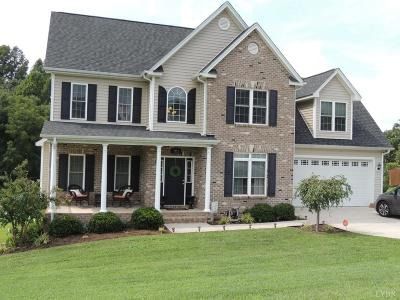 Forest Single Family Home For Sale: 1153 Destiny Lane