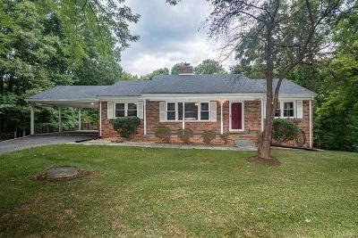 Madison Heights Single Family Home For Sale: 2526 Stapleton Rd