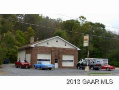 Commercial For Sale: 1221 E Main St
