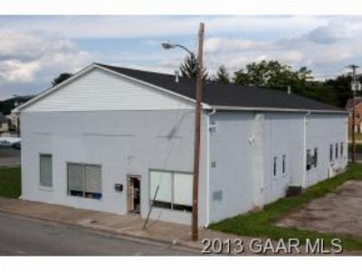 Commercial For Sale: 440 N Commerce Ave