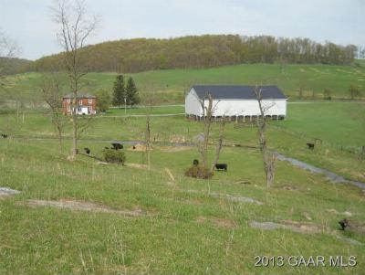Augusta County Farm For Sale: 790 Mish Barn Rd