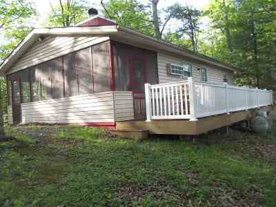 Shenandoah County Single Family Home For Sale: 1504 Supinlick Ridge Rd