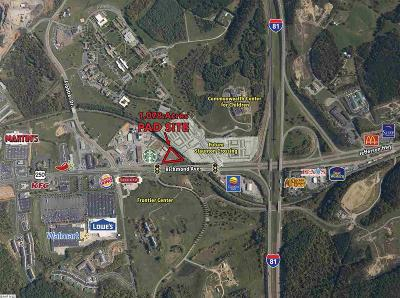 Staunton Lots & Land For Sale: 1213 Richmond Ave