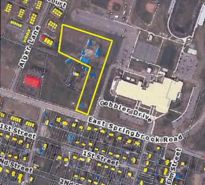 Broadway Lots & Land For Sale: L8 E Springbrook Rd