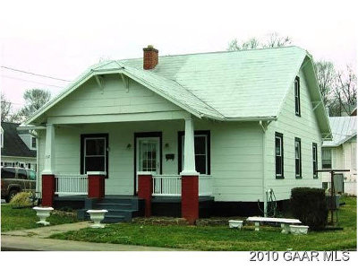 Single Family Home Sold: 112 Hays Ave