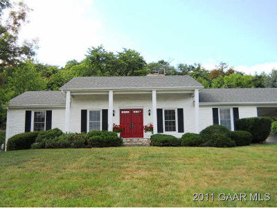 Single Family Home Sold: 2159 Old Greenville Rd