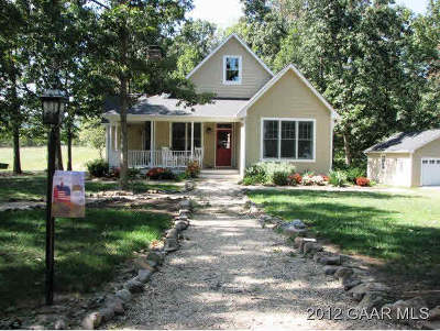 Single Family Home Sold: 5240 Morris Mill Rd