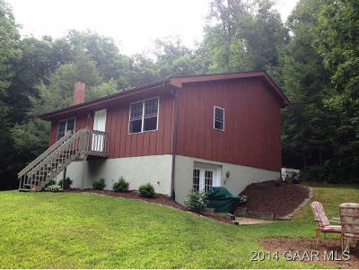 Single Family Home Sold: 232 Marys Run Rd