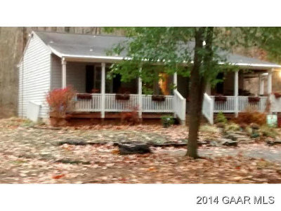 Single Family Home Sold: 159 Marys Run Rd