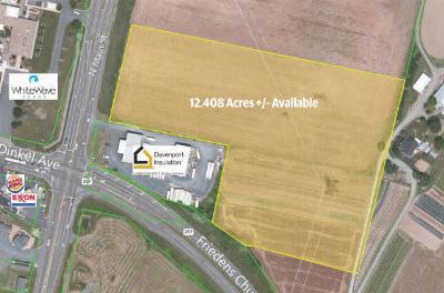 Mount Crawford Commercial Sold: South Valley Pike