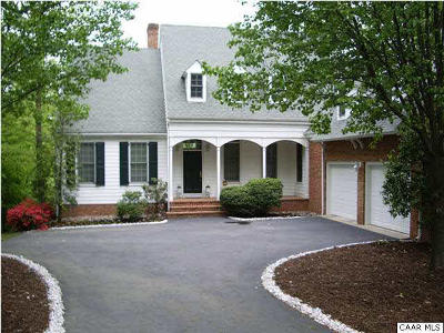 Albemarle County Single Family Home For Sale: 1430 Piper Way