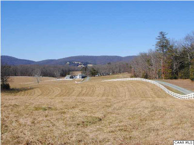 Albemarle County Farm For Sale: 400 Campbell Rd #A