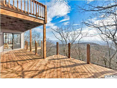 Single Family Home For Sale: 910 Devils Knob Loop