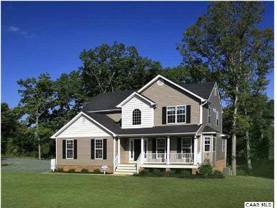 Keswick Single Family Home For Sale: 4709 Richmond Rd