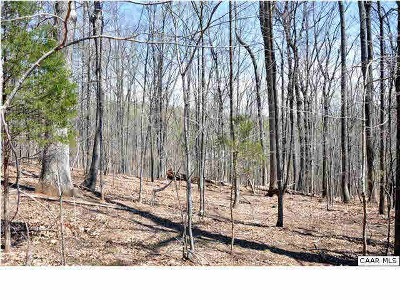 Nelson County Lots & Land For Sale: 633 Stone Chimneys Rd